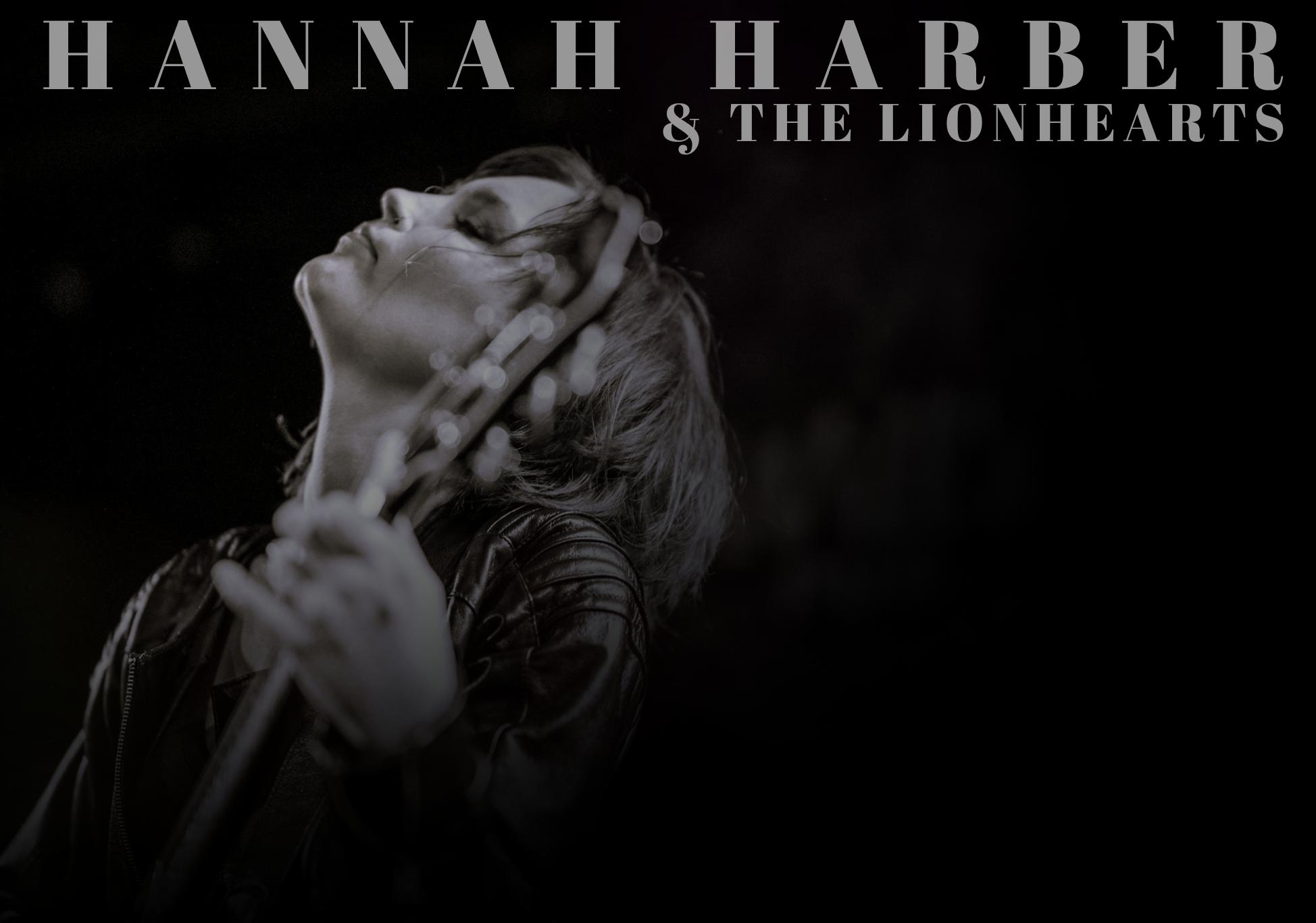 Hannah Harber - Hannah Harber & The Lionhearts